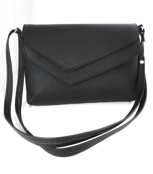 Humbugi: Busy Bag -olkalaukku, musta