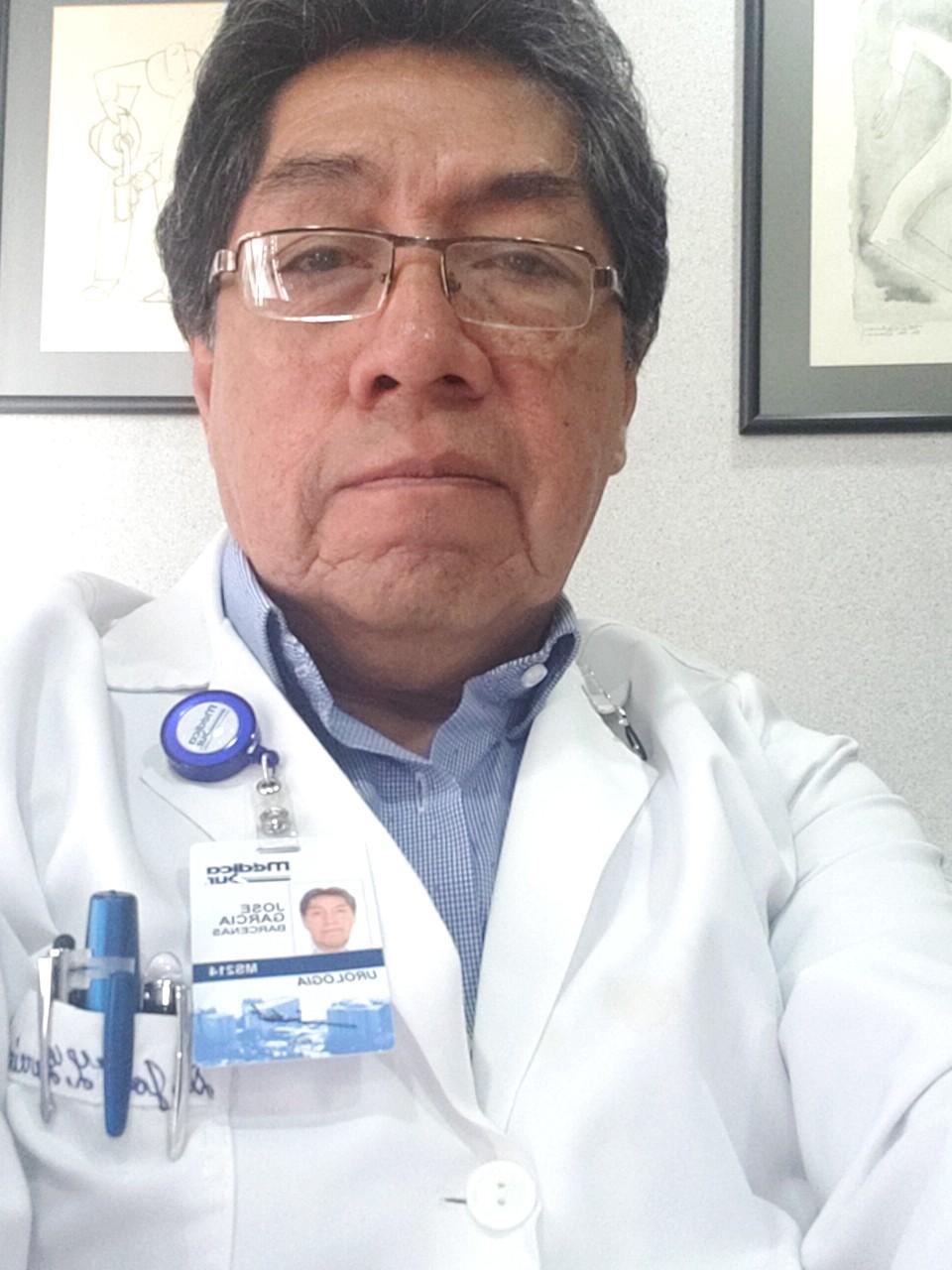 JOSE LUIS GARCIA BARCENAS