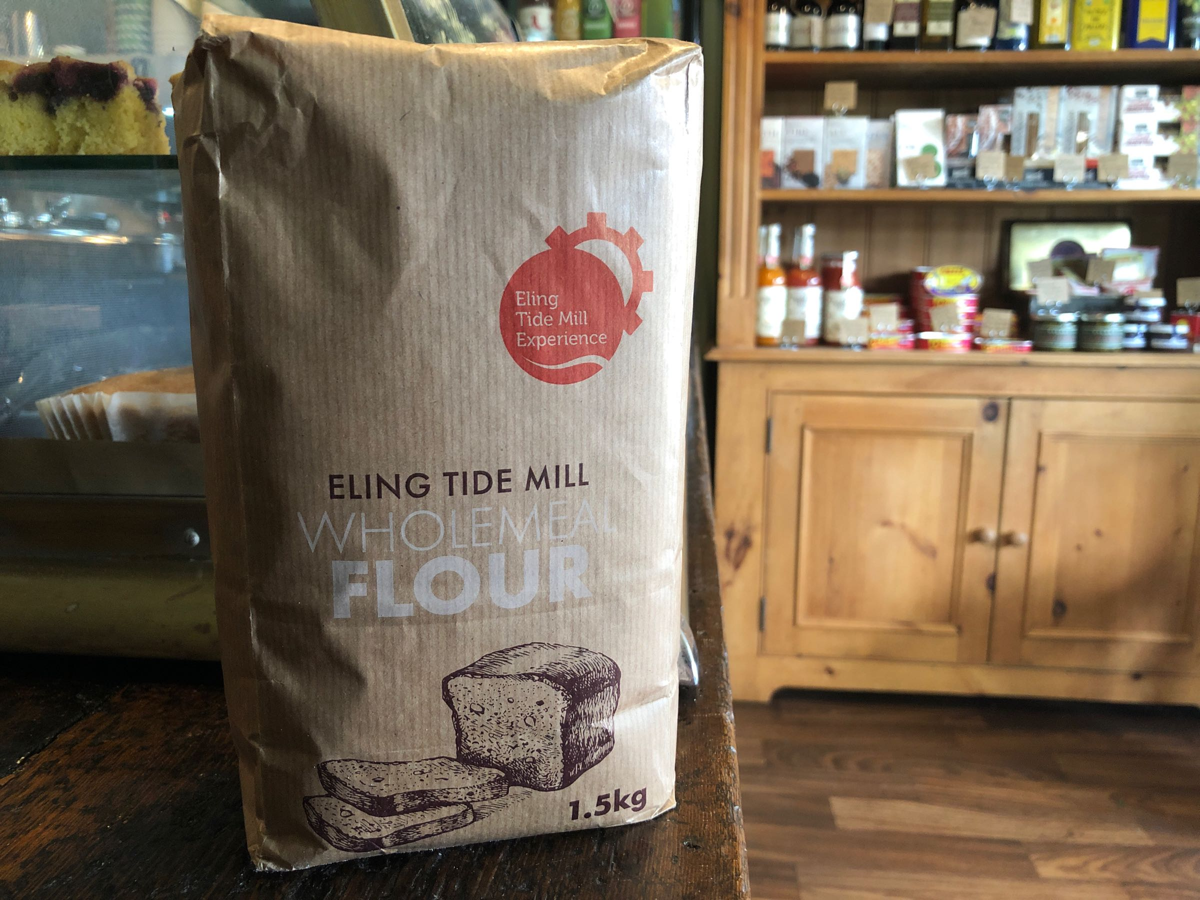 Eling Tide Mill Wholemeal Flour