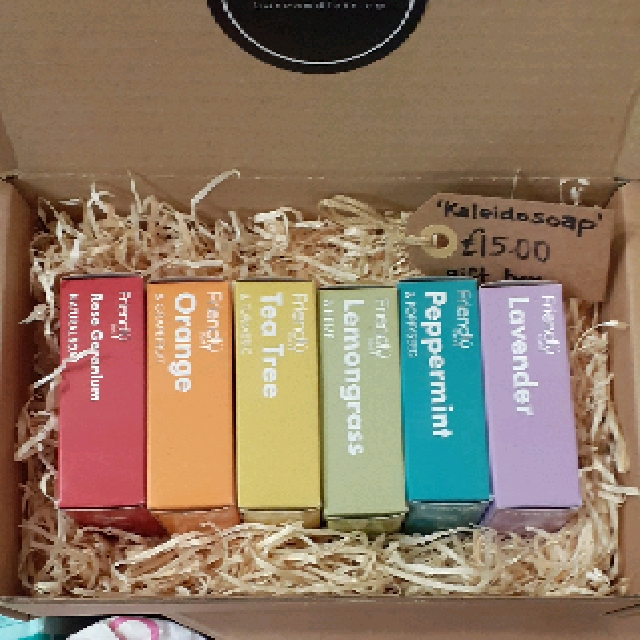 Kaleidasoap Soap Box