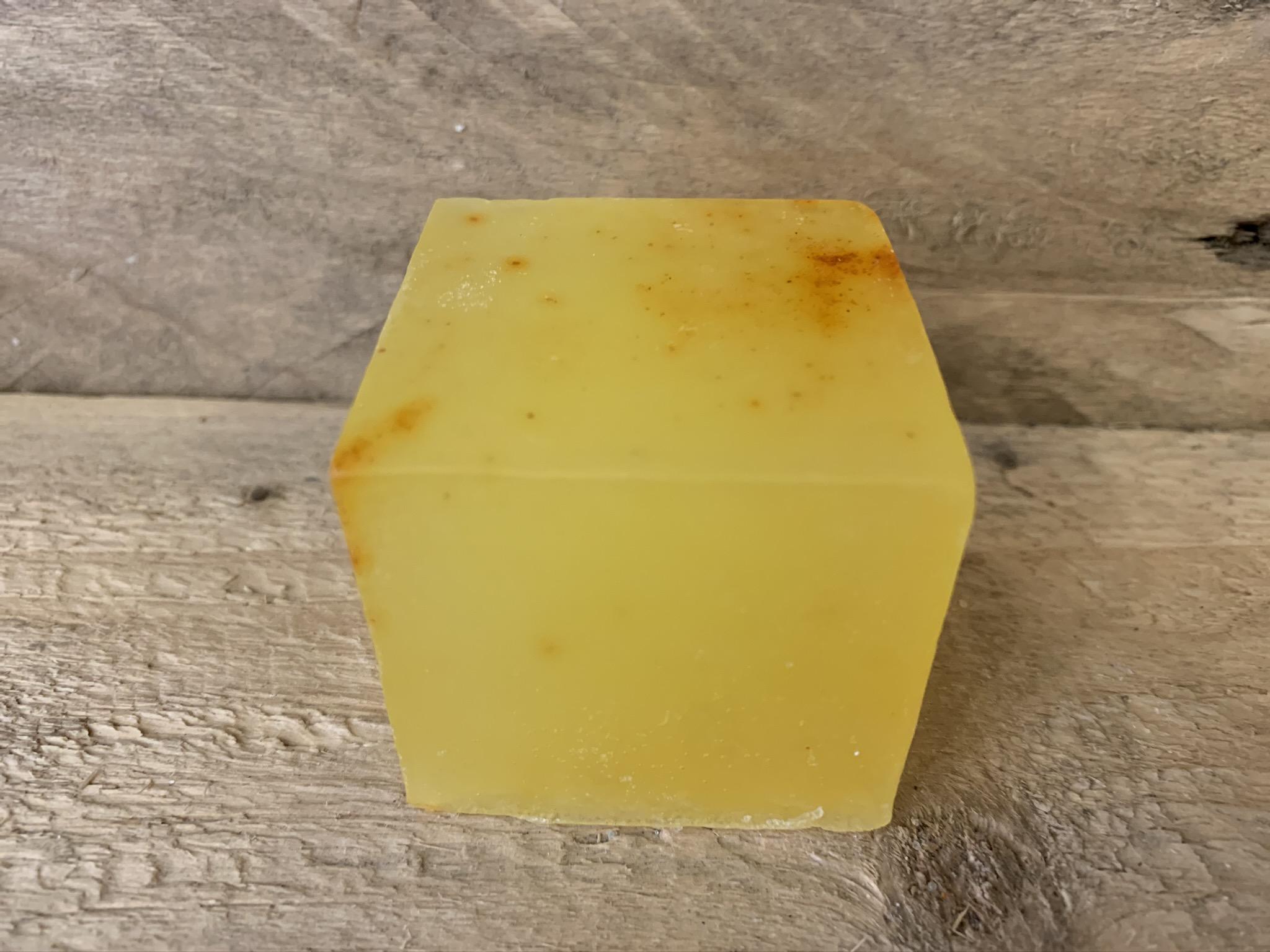 Lemon, Grapefruit and Satsuma Naked Solid Shampoo Bar