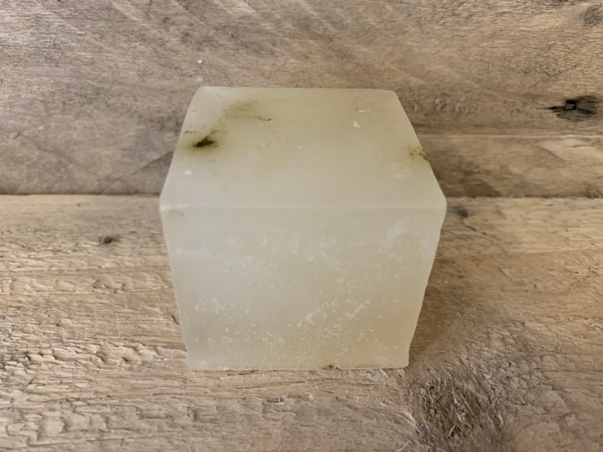 Nettle, Chamomile and Aloe Naked Solid Shampoo Bar