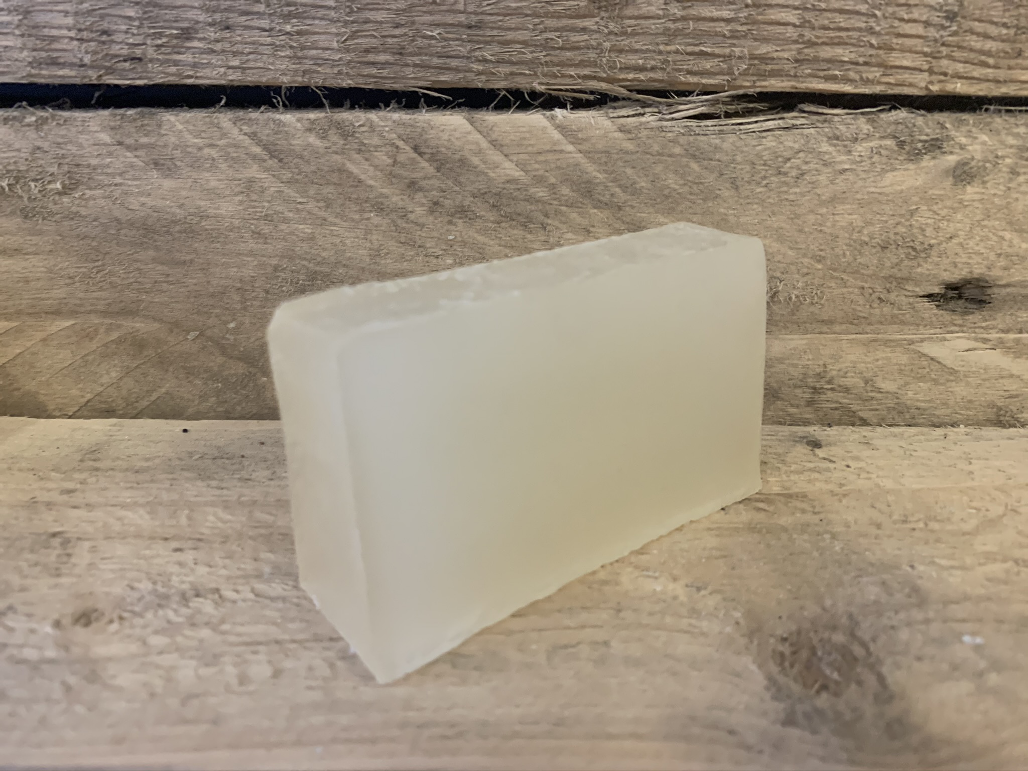 Shea and Cocoa Butter Organic Soap Bar