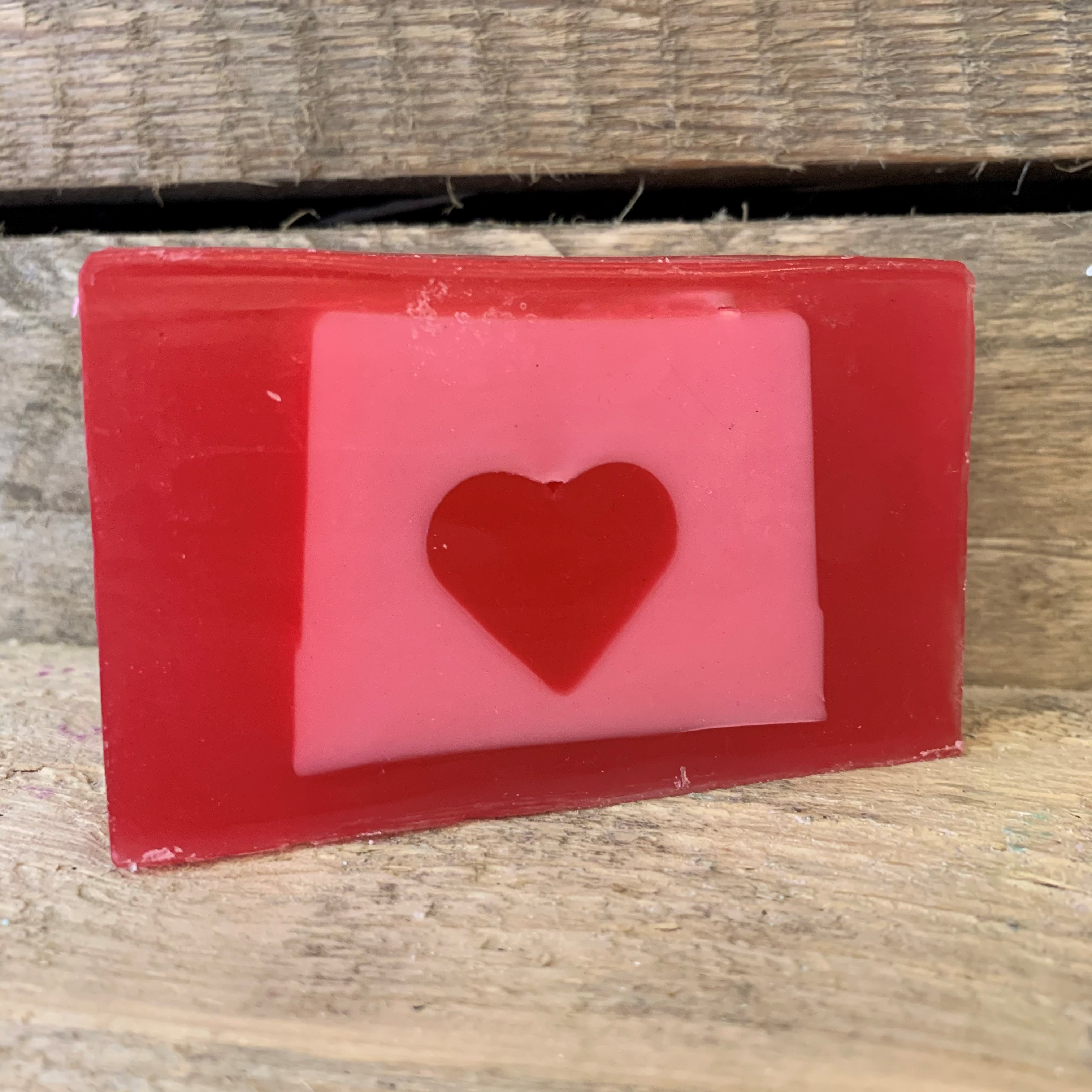 A Whole Lot of Love Soap Bar