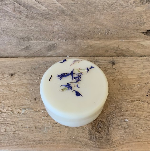 Ylang Ylang Solid Body Lotion Bar