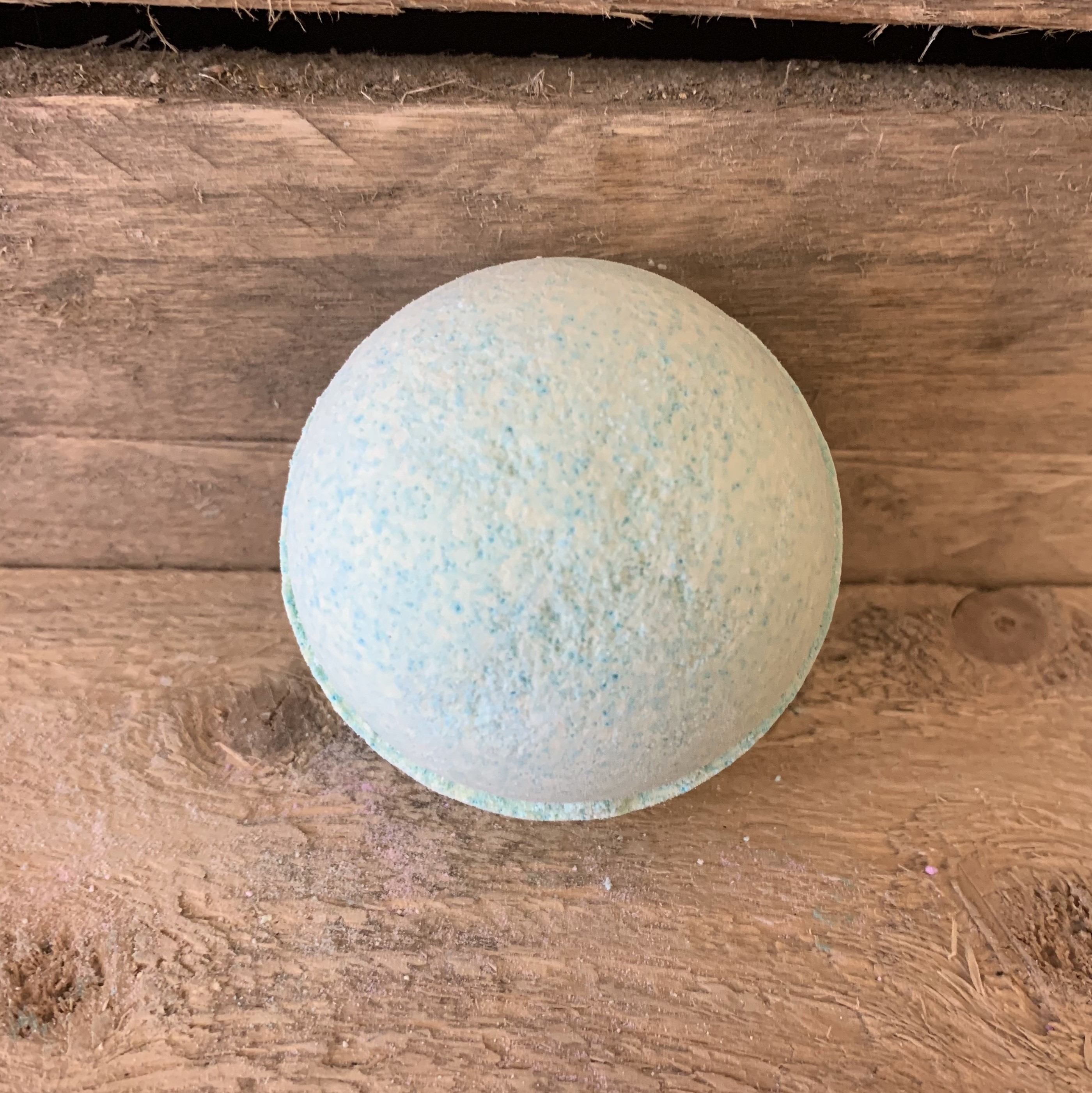 Tea Tree Essential Oil Bath Bomb