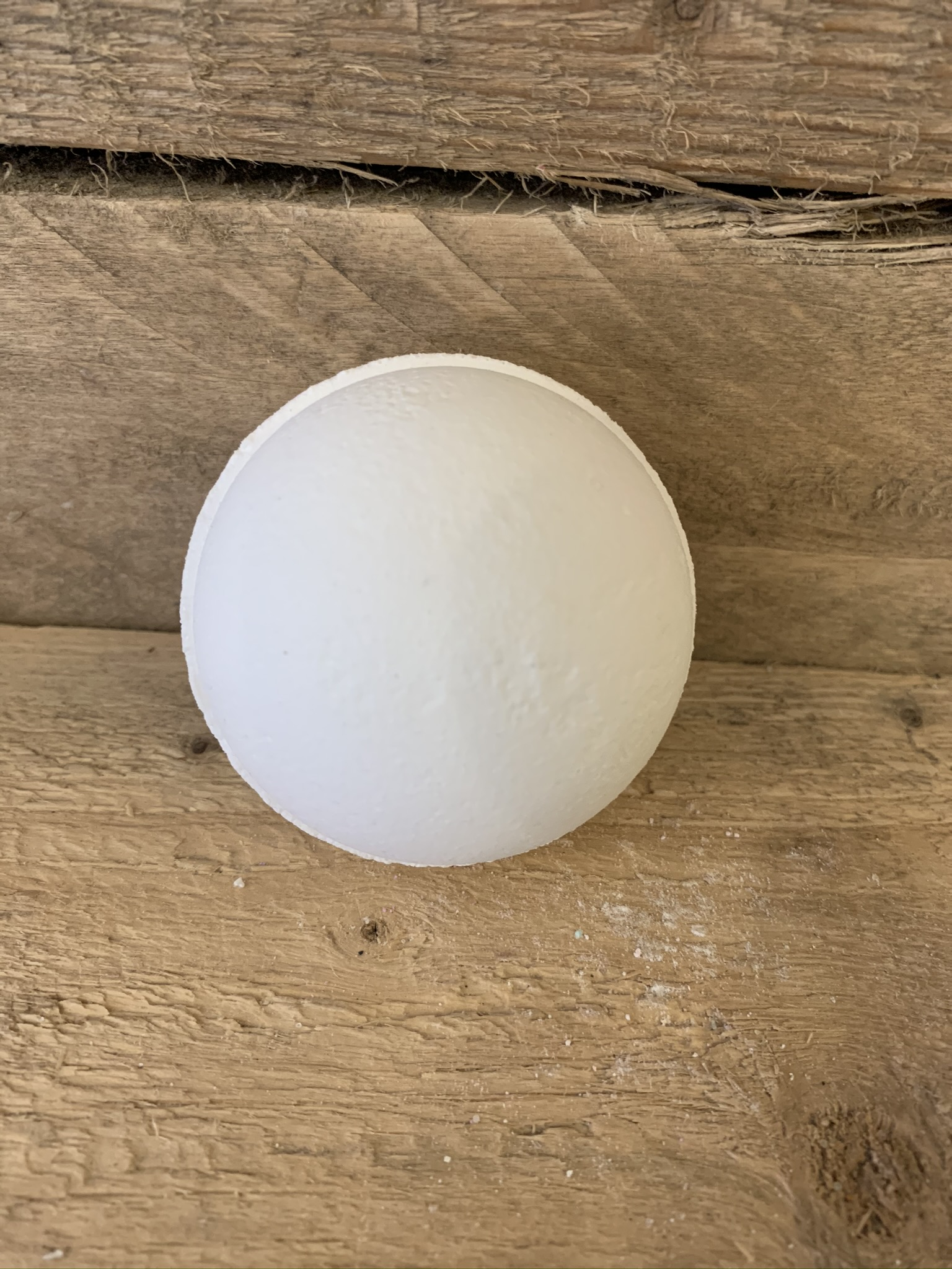 Coconut and Almond Bath Bomb