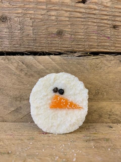 Snow Man Sugar Scrub