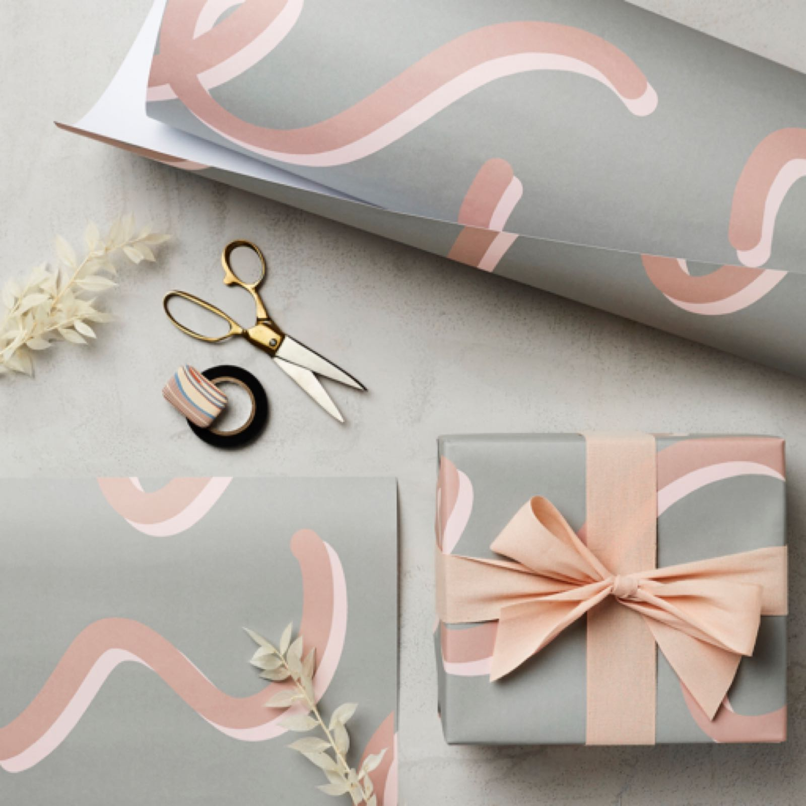 Squiggle Wrap