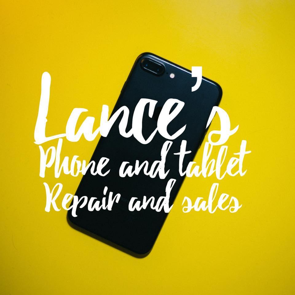 Lance's phones