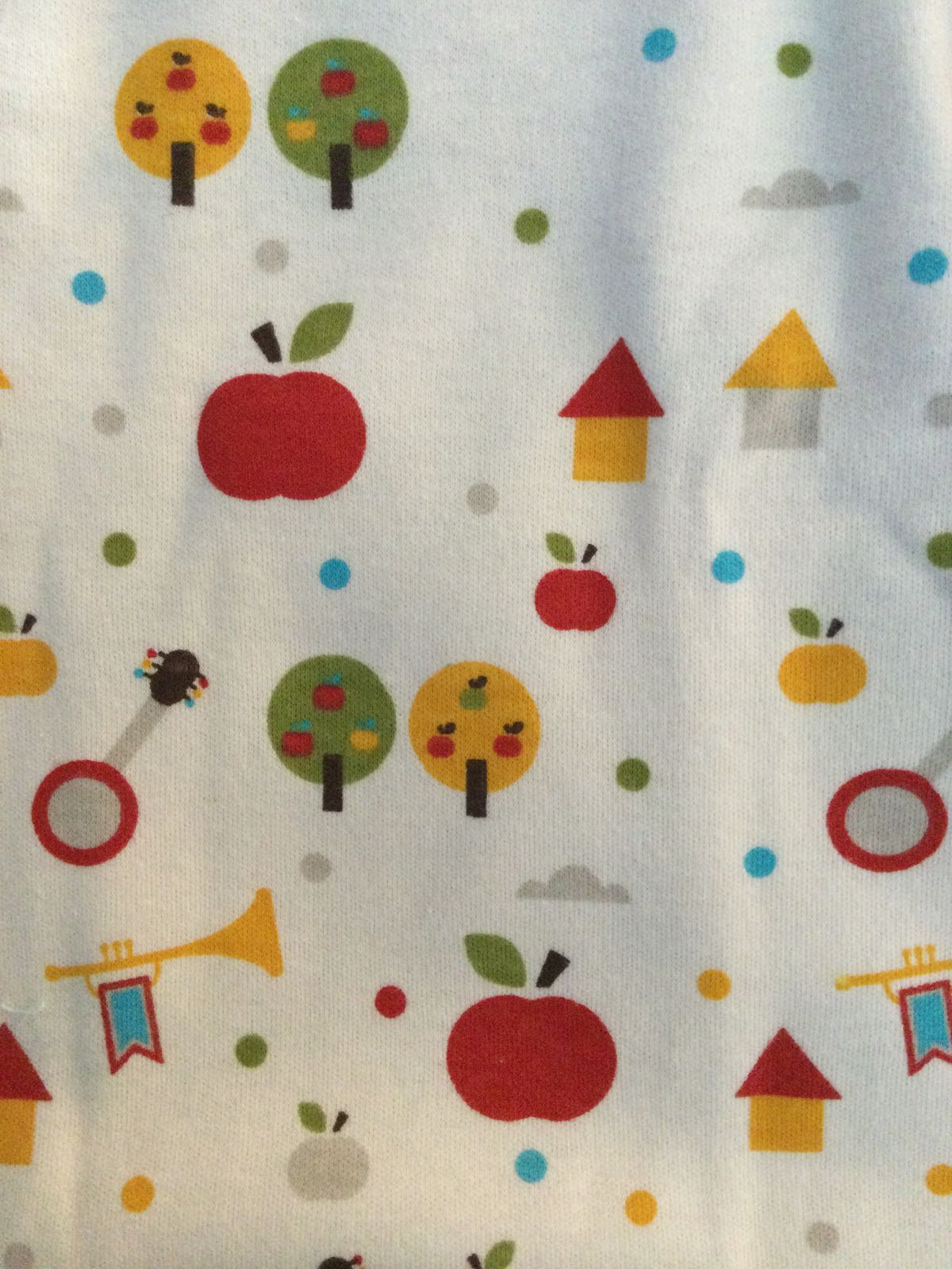 Little Green Radicals - Apple Tree Everyday Dungarees