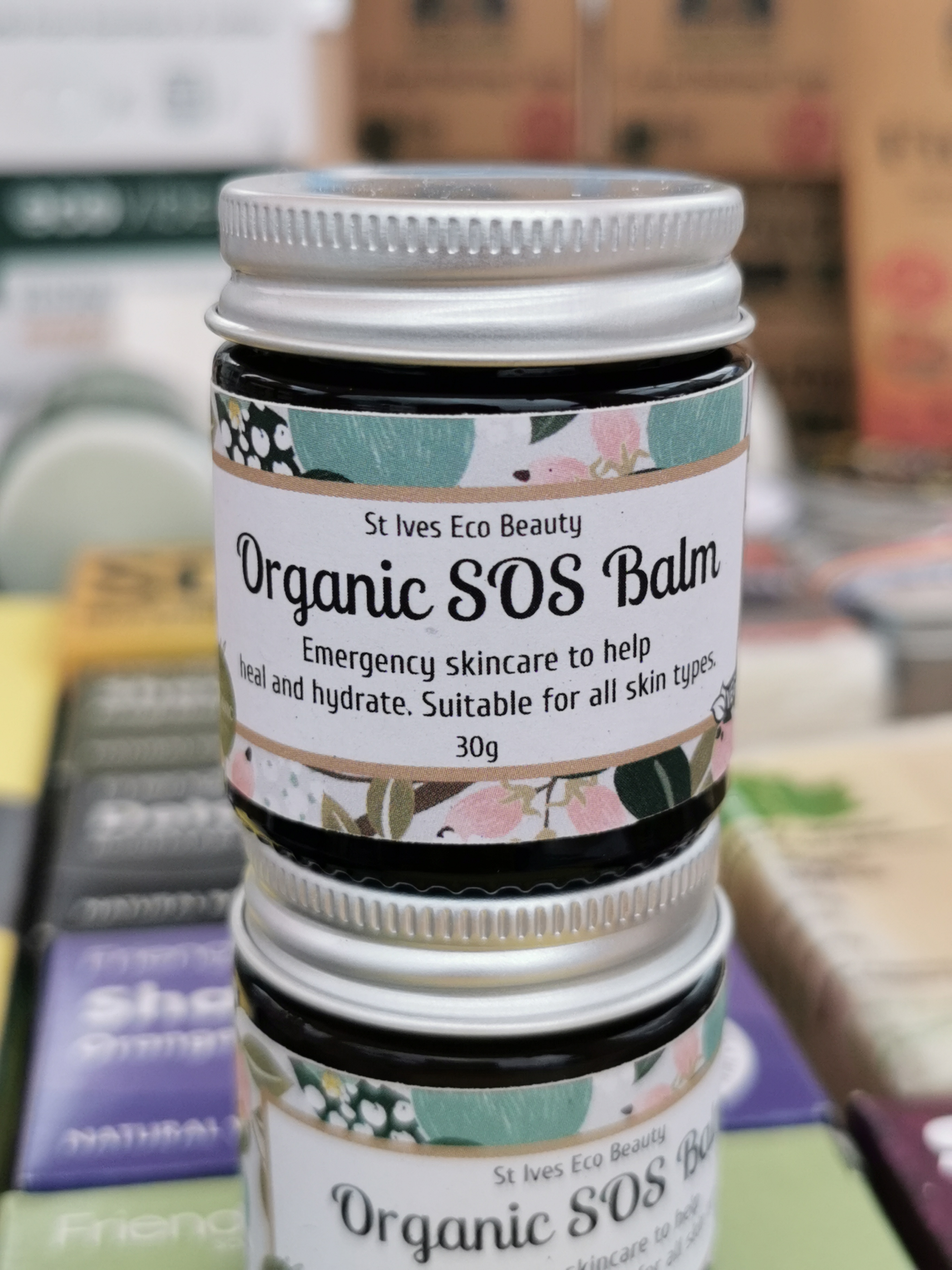 SOS Balm by St Ives Eco Beauty