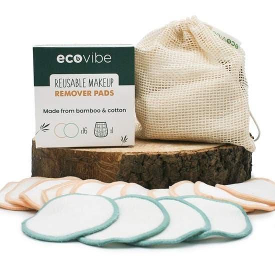 Reusable Make-up pads - EcoVibe