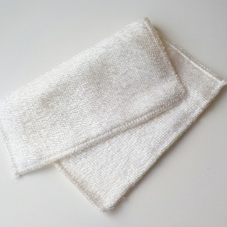 Bamboo Dish Cloths by Plastic Phobia