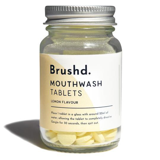Mouthwash Tablets Jar 120's-
