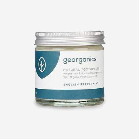 Georganics Mineral toothpaste 60ml