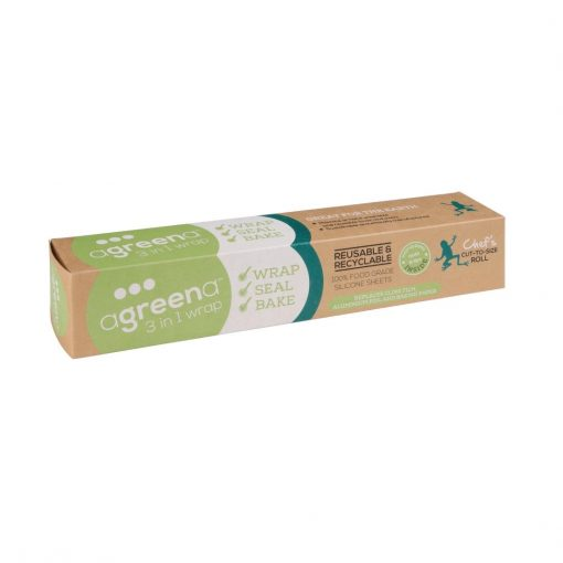 Agreena reusable wrap 3 in 1 combo pack