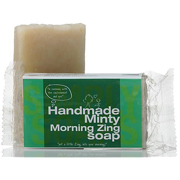 Simply Soap Minty Morning Soap