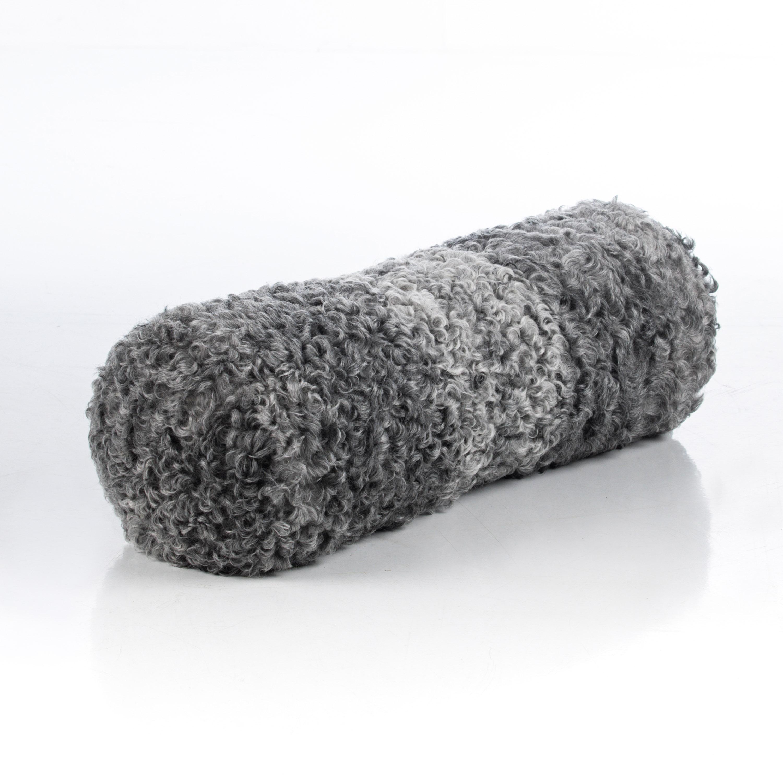 Kudde lammskinn pöl