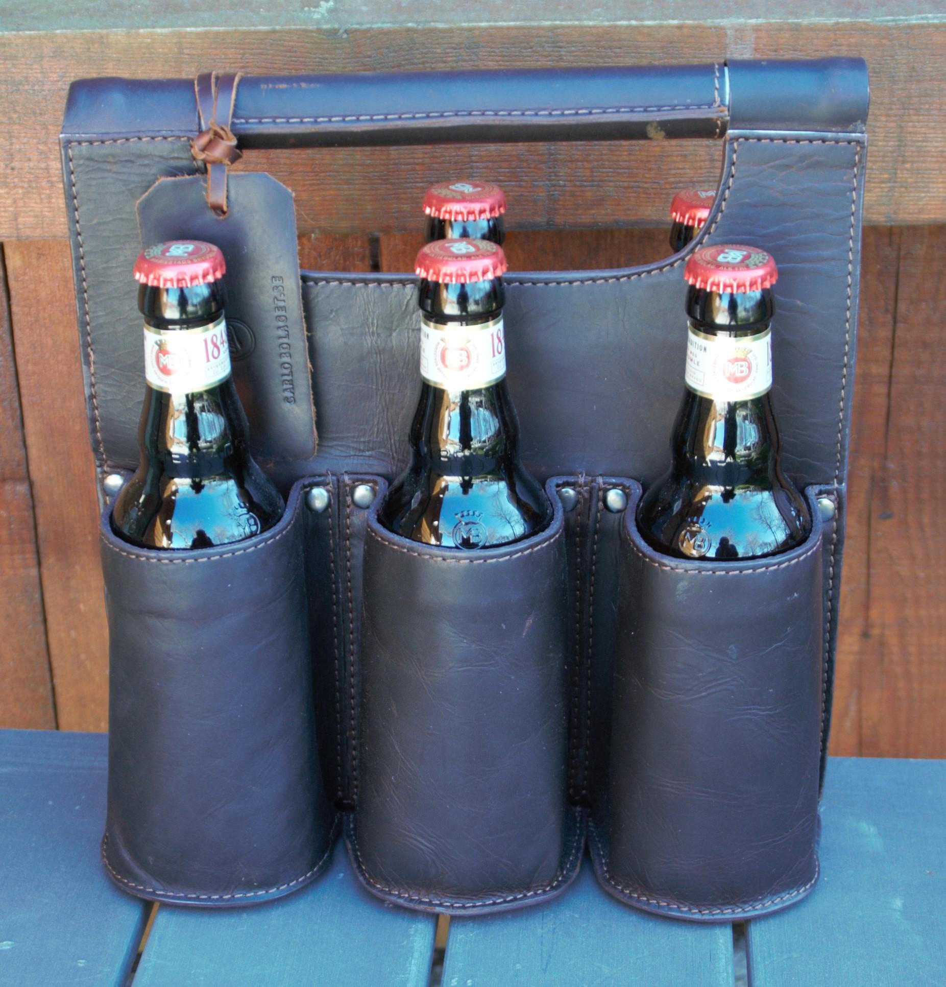 Ölväska, 6 flaskor