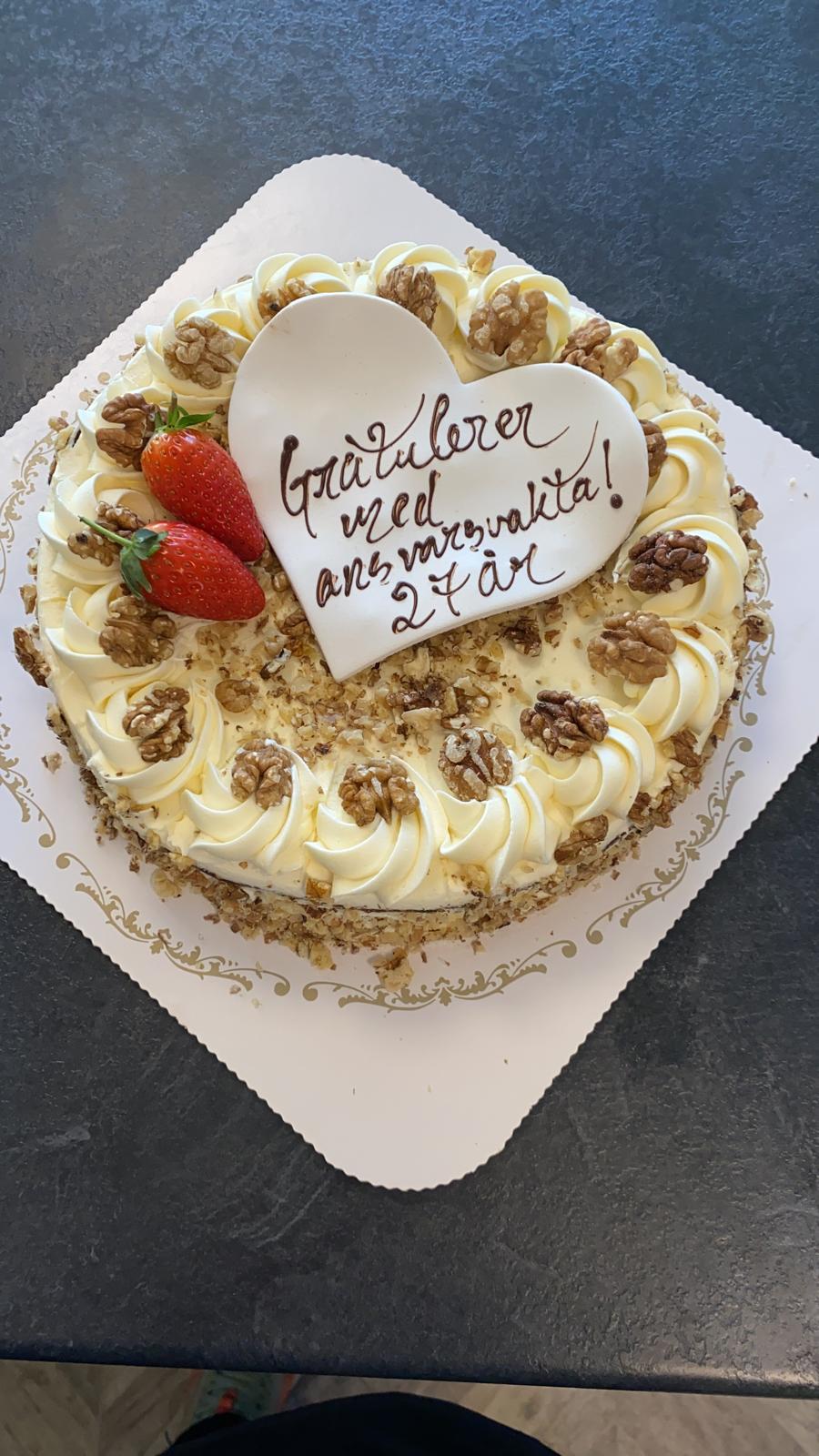 Tekst til kake