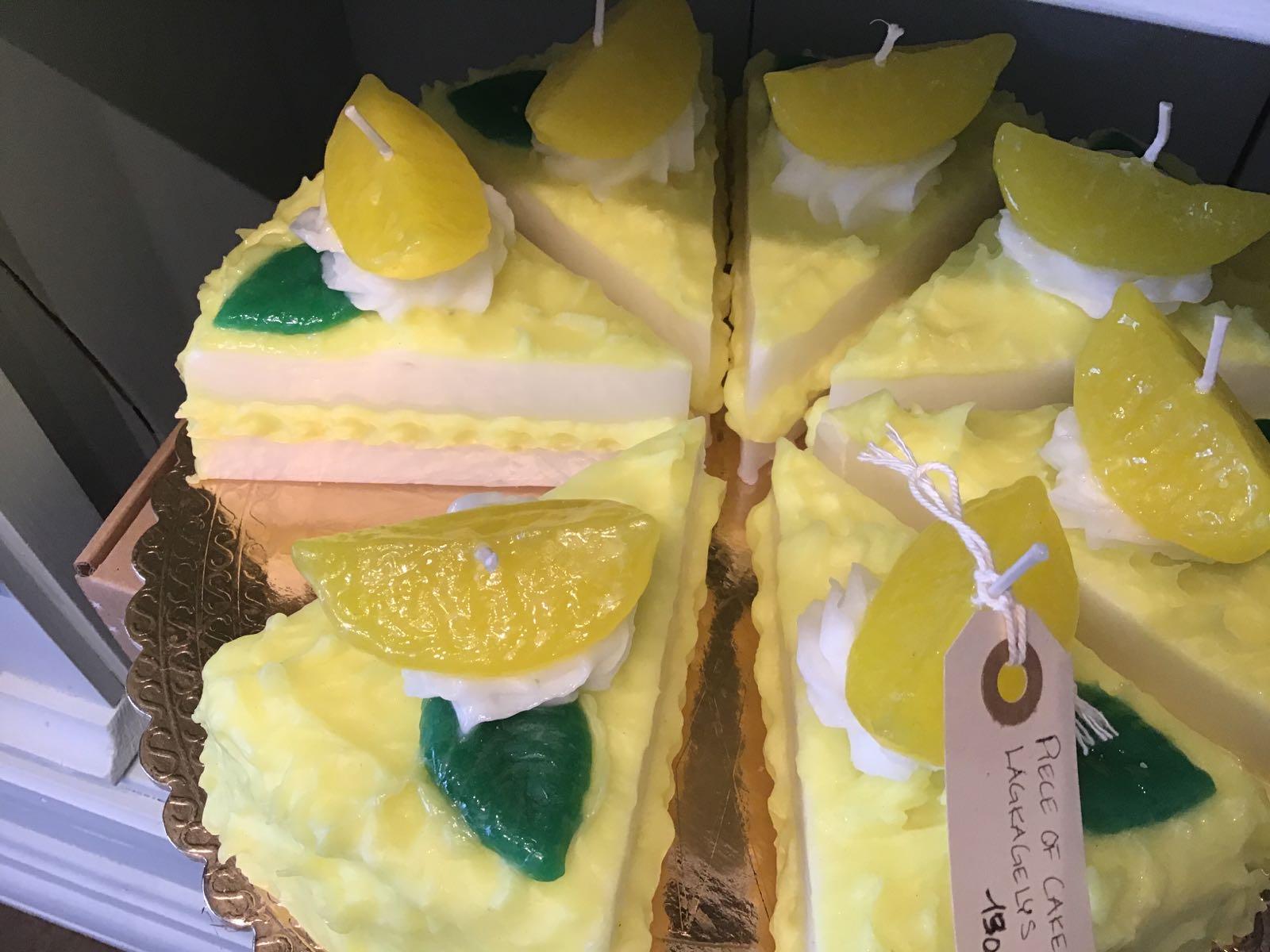 Piece of Cake, Lemon Tart