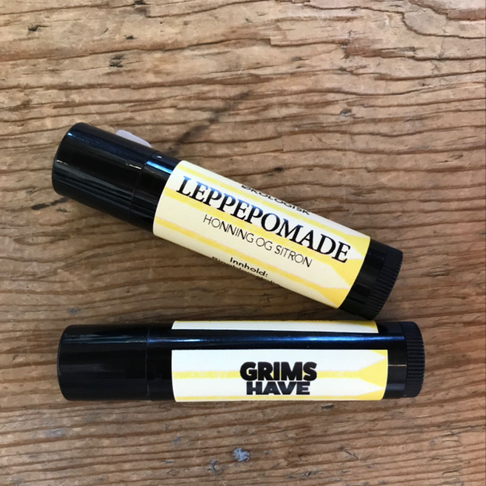 Leppepomade : stift