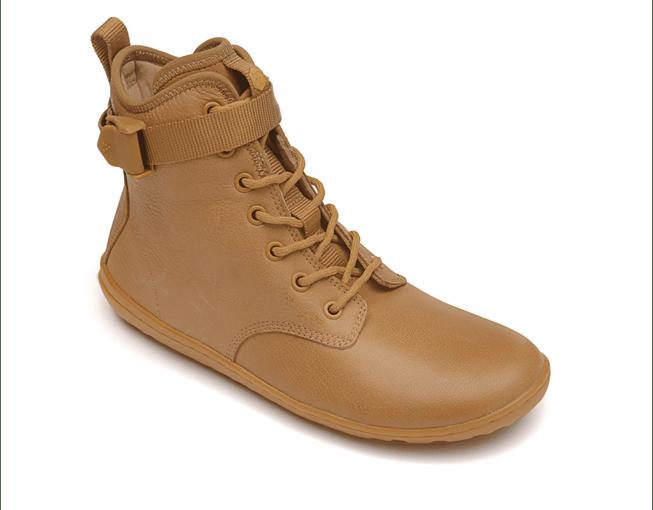 Vivobarefoot Namib Leather Tan