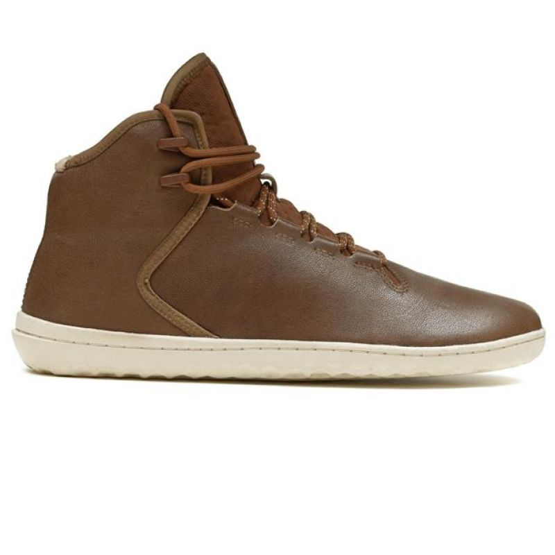Vivobarefoot Borough Brown
