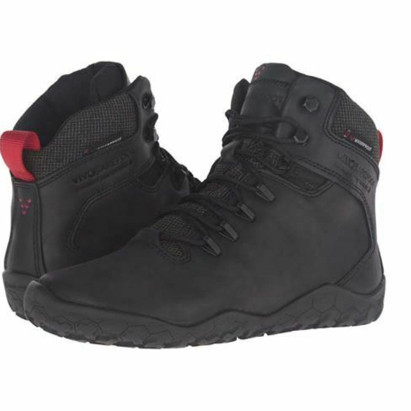 Vivobarefoot Tracker FG Black