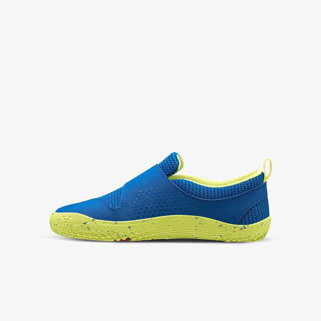 Vivobarefoot Primus Kids Vivid Blue