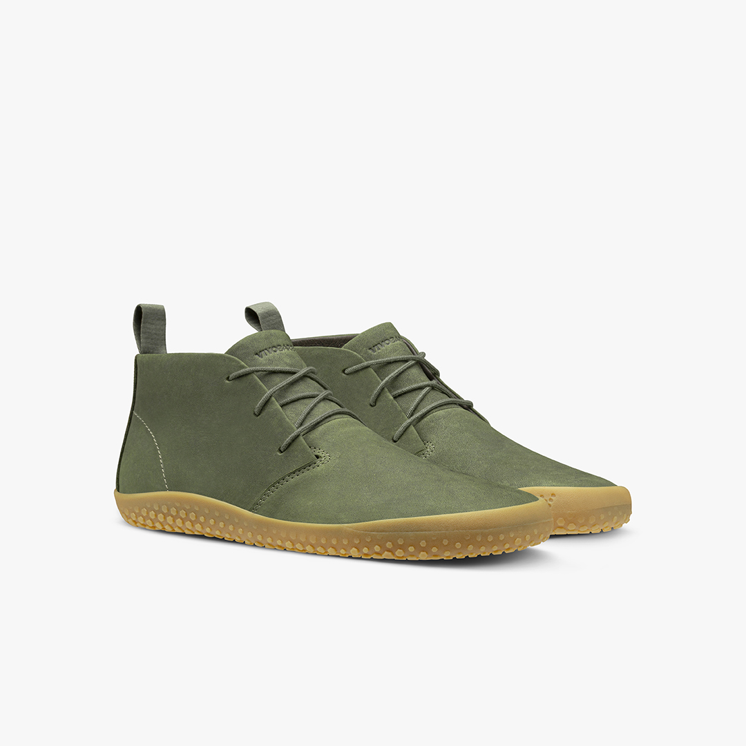 Vivobarefoot Gobi Kids/Junior Botanical Green