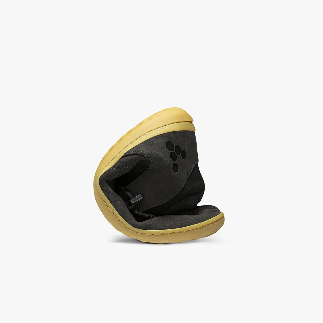Vivobarefoot Kasana Boot Black