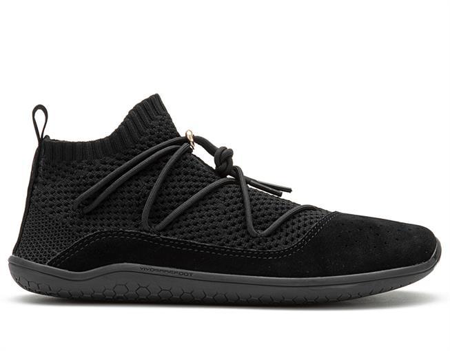 Vivobarefoot Kanna Sock Knit L Black