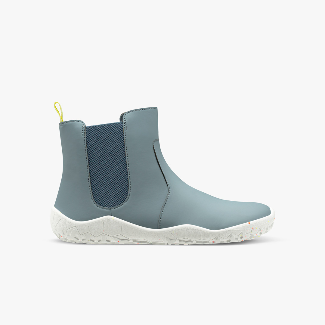 Vivobarefoot Fulham Kids/Junior Atlantic Blue