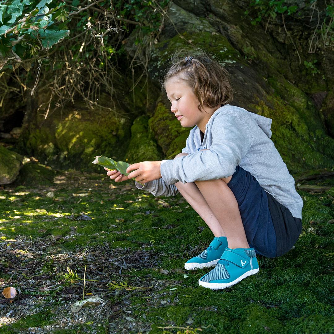 Vivobarefoot Primus Bootie Everglade Green