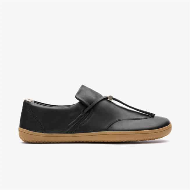 Vivobarefoot Ra Slip On Womens Black