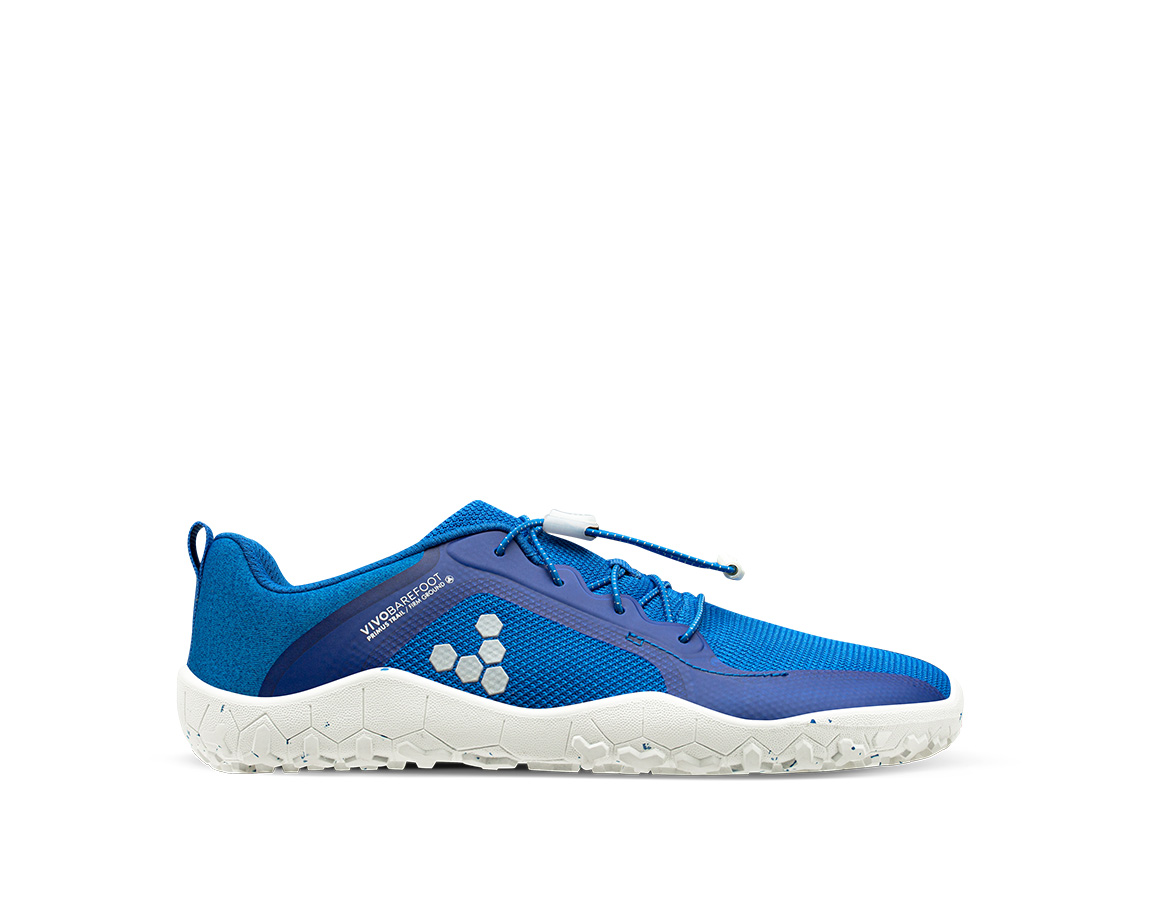 Vivobarefoot Primus Trail Vivid Blue Kids/Junior