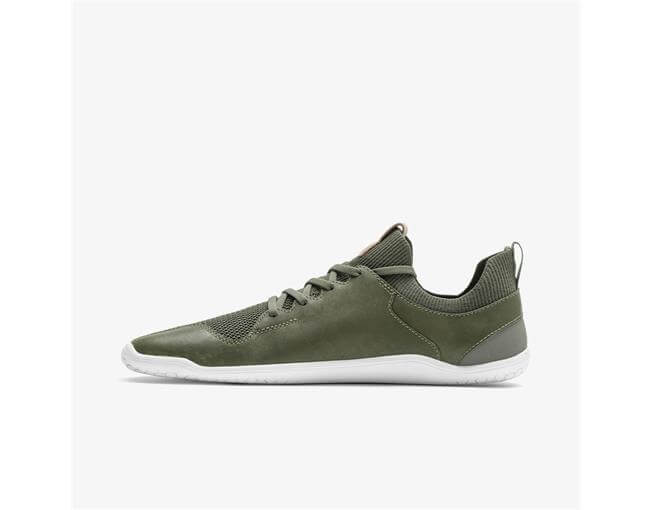 Vivobarefoot Primus Knit Olive