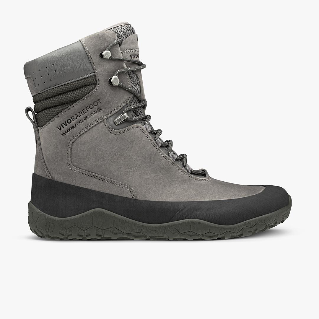 Vivobarefoot Tracker Hi FG Dark Grey