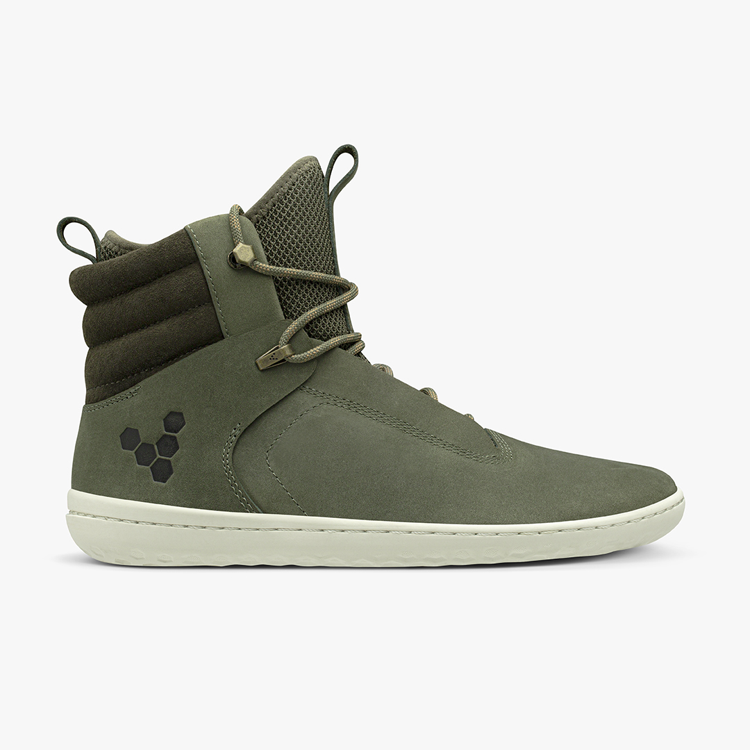 Vivobarefoot Kasana Boot Green