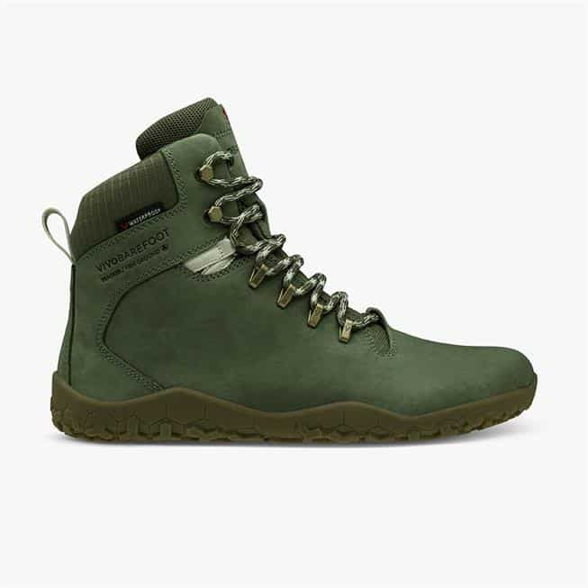 Vivobarefoot Tracker Botanical Green