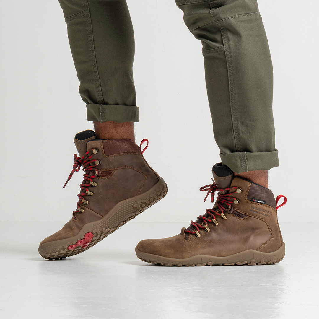 Vivobarefoot Tracker FG Brown