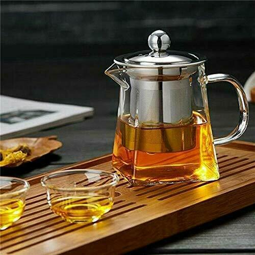 Tea Pot Glass square