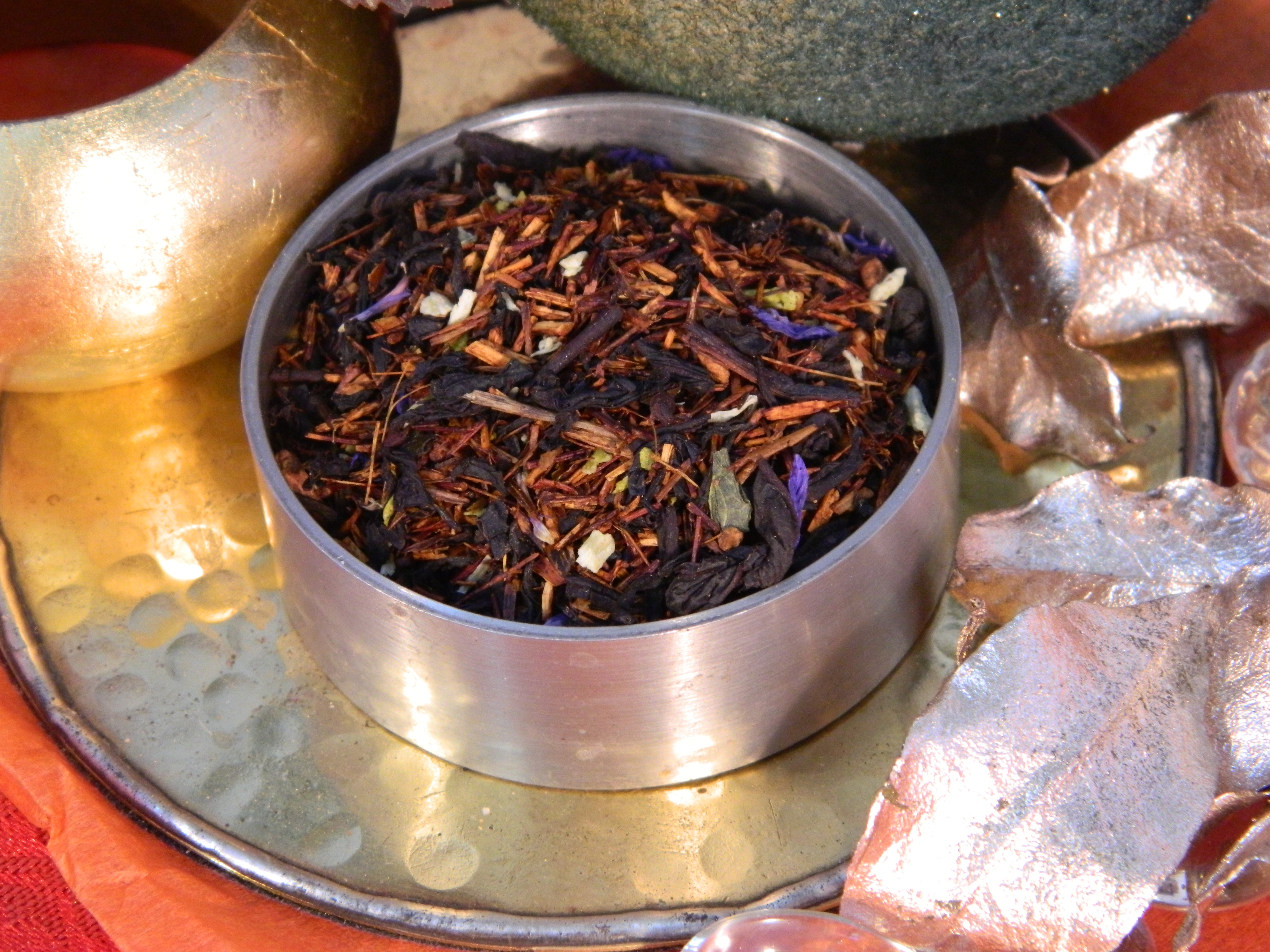 Figgy Pudding Tea