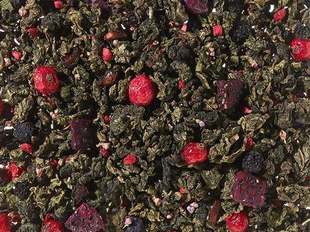 Ti Kuan Ying Oolong Green & Red