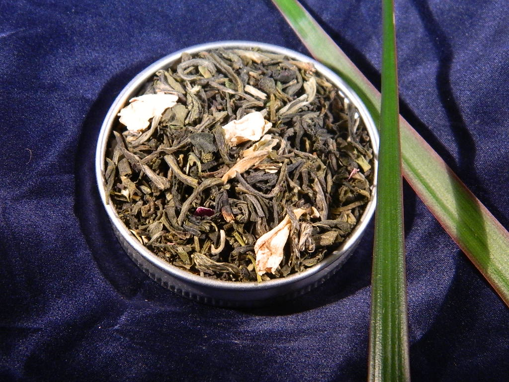 First Love White Tea with Jasmine & Rose petals