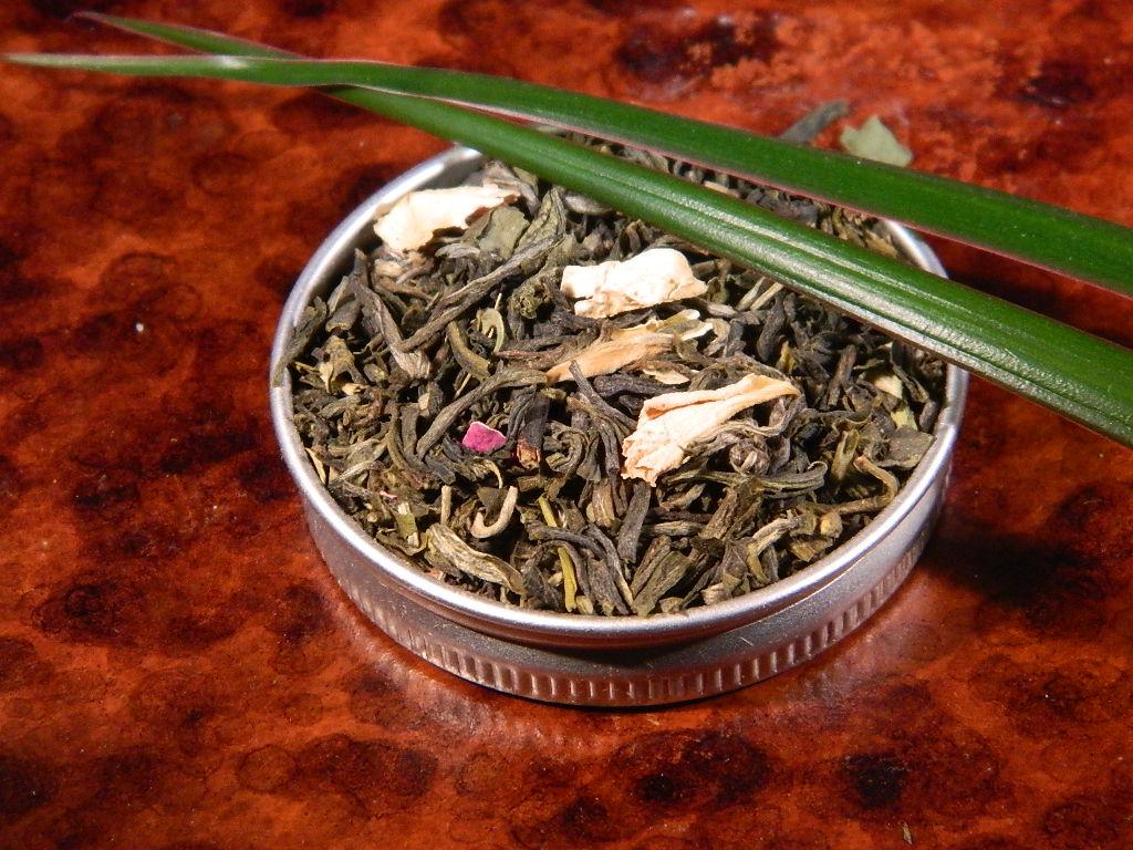 First Love White Tea with Jasmine & Rose petals