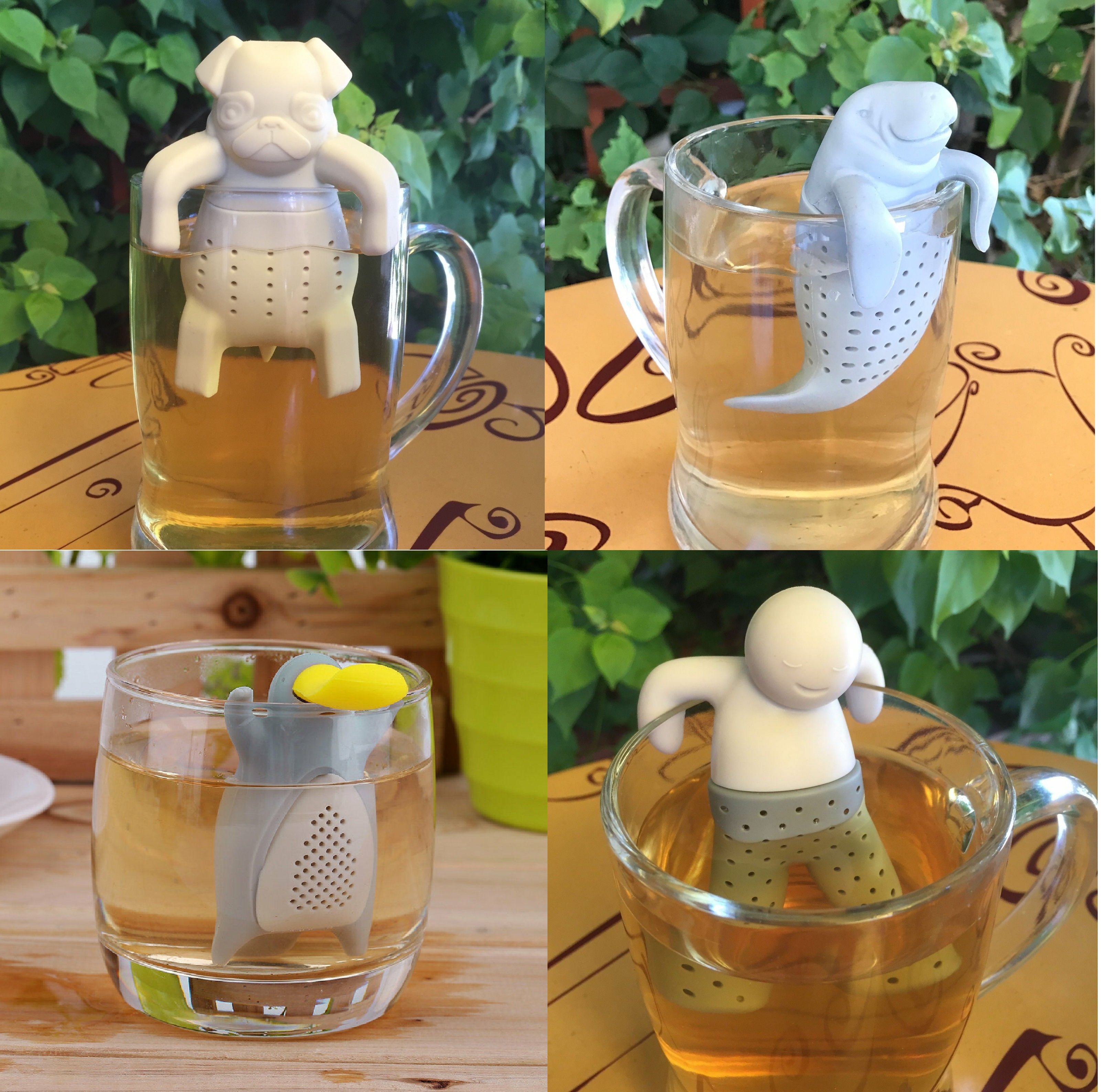 Tea Infusers novelty from