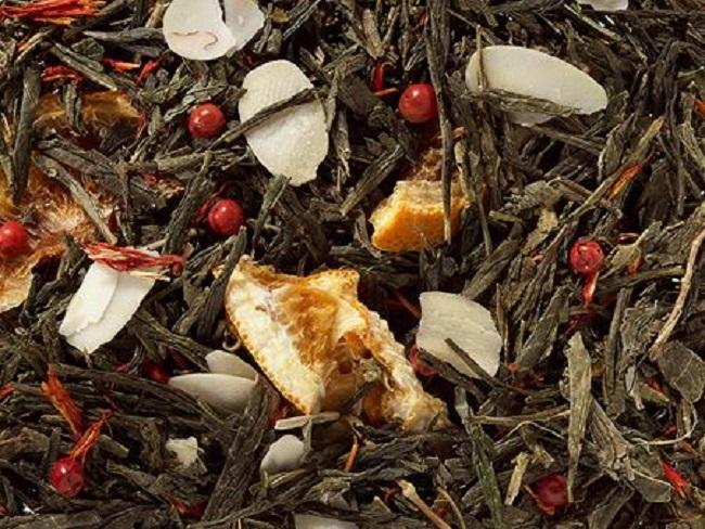 Alpine Green Tea